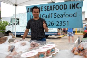 Airline Seafood Inc