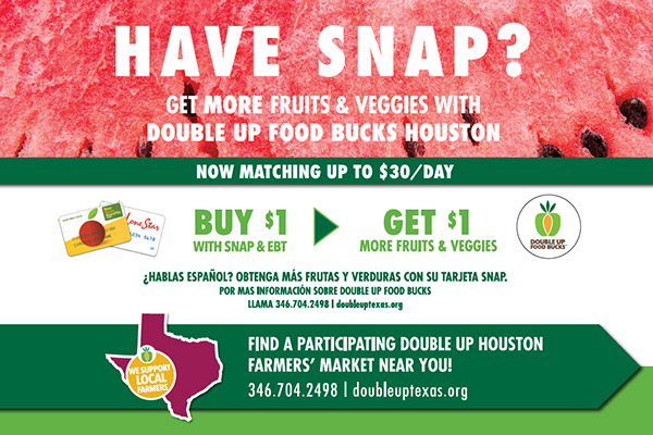 ABOUT SNAP DOUBLE UP FOOD BUCKS